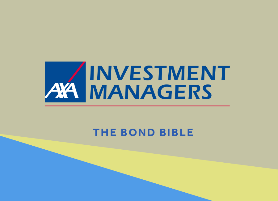 AXA Investment Managers: Graphic design