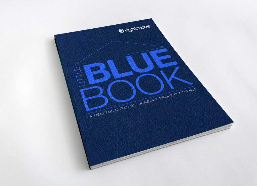 Little Blue Book cover